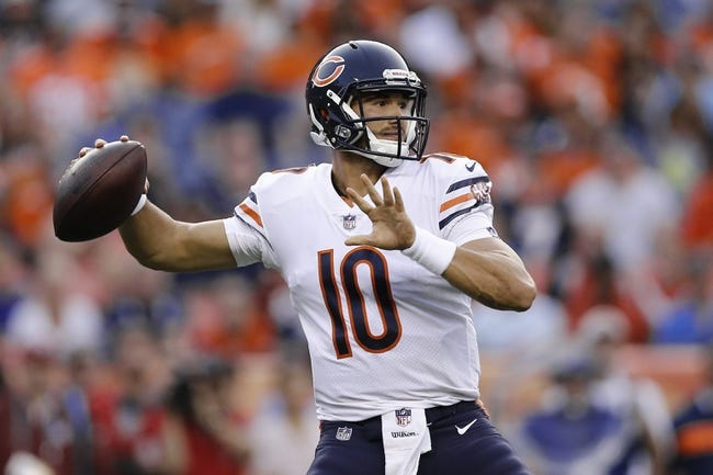 Kansas City Chiefs at Chicago Bears - 8/25/18 NFL Pick, Odds, and Prediction