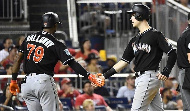 Washington Nationals vs. Miami Marlins - 8/19/18 MLB Pick, Odds, and Prediction