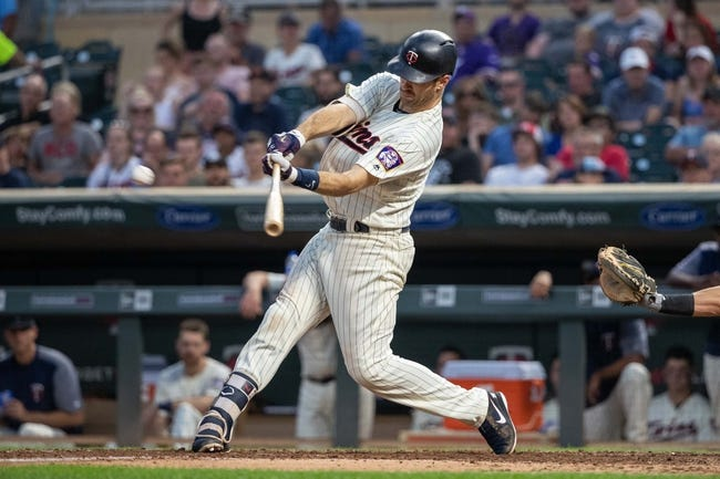 Minnesota Twins vs. Detroit Tigers - 8/19/18 MLB Pick, Odds, and Prediction