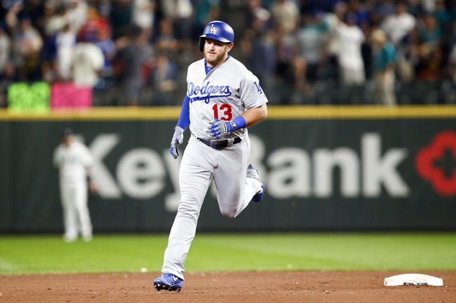 MLB | Los Angeles Dodgers (66-57) at Seattle Mariners (70-53)