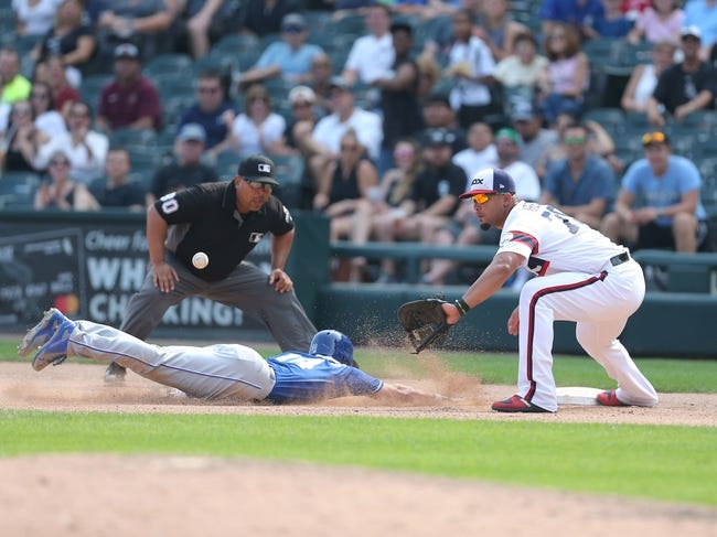 Kansas City Royals vs. Chicago White Sox - 9/10/18 MLB Pick, Odds, and Prediction