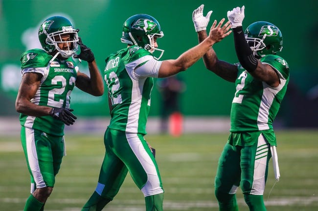 Saskatchewan Roughriders vs. Winnipeg Blue Bombers CFL Pick, Odds, Prediction - 11/11/18