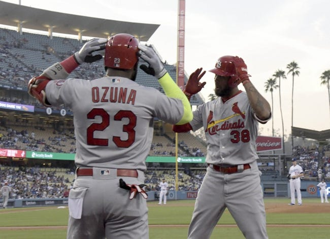 Los Angeles Dodgers vs. St. Louis Cardinals - 8/21/18 MLB Pick, Odds, and Prediction