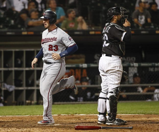 MLB   Minnesota Twins (59-65) at Chicago White Sox (47-77)