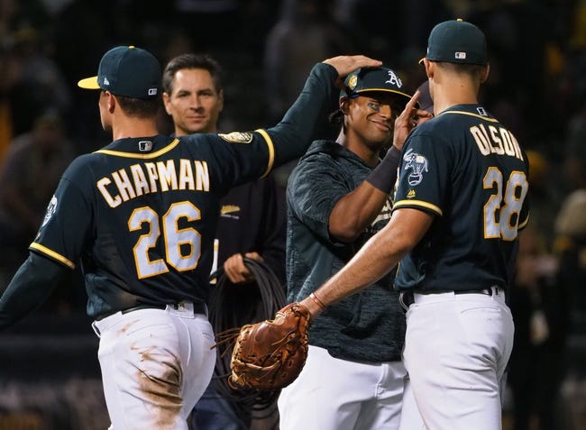 Oakland Athletics vs. Texas Rangers - 8/22/18 MLB Pick, Odds, and Prediction