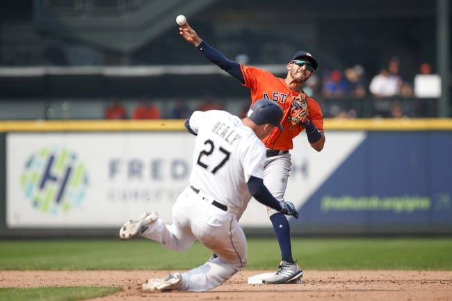MLB | Seattle Mariners (82-67) at Houston Astros (94-55)