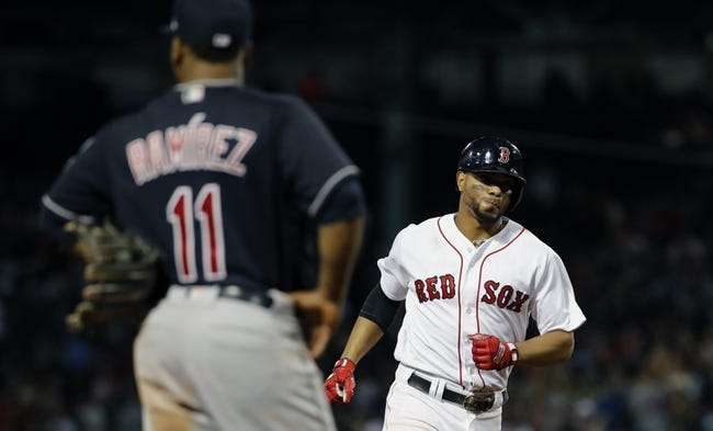 Boston Red Sox vs. Cleveland Indians - 8/23/18 MLB Pick, Odds, and Prediction