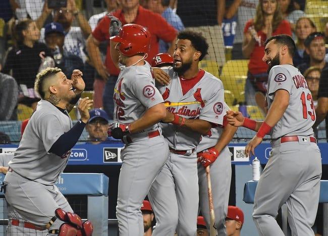 MLB | Los Angeles Dodgers (79-67) at St. Louis Cardinals (81-65)