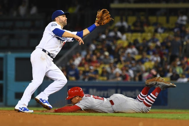 St. Louis Cardinals vs. Los Angeles Dodgers - 9/13/18 MLB Pick, Odds, and Prediction