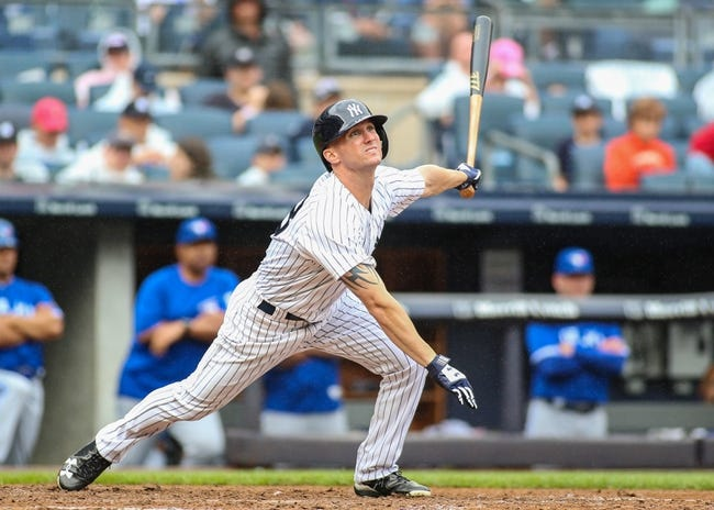 New York Yankees vs. Toronto Blue Jays - 9/14/18 MLB Pick, Odds, and Prediction