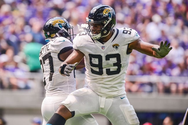 NFL | Tennessee Titans (1-1) at Jacksonville Jaguars (2-0)