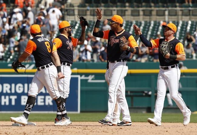 MLB | Chicago White Sox (48-79) at Detroit Tigers (53-75)