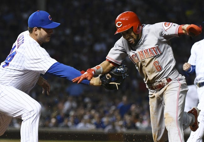 Chicago Cubs vs. Cincinnati Reds - 8/24/18 MLB Pick, Odds, and Prediction