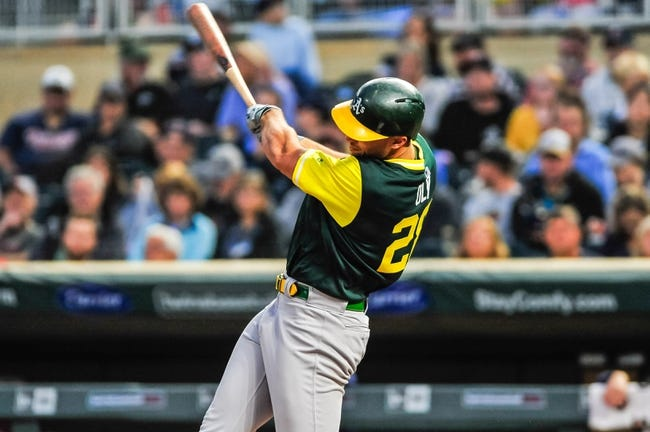 Minnesota Twins vs. Oakland Athletics - 8/25/18 MLB Pick, Odds, and Prediction