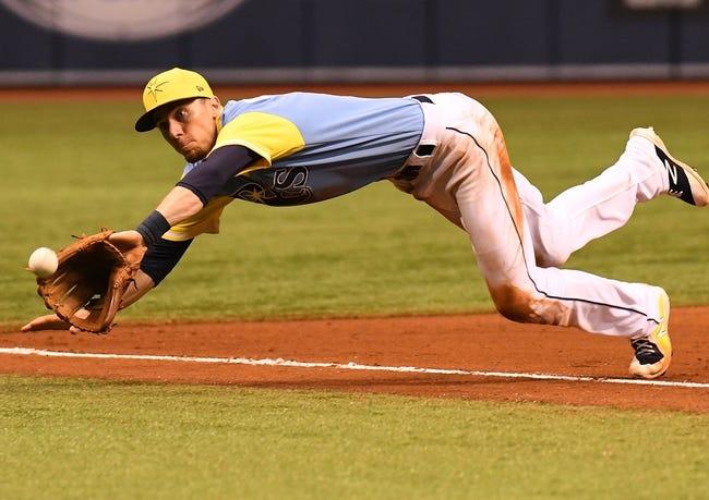 Tampa Bay Rays vs. Boston Red Sox - 8/25/18 MLB Pick, Odds, and Prediction