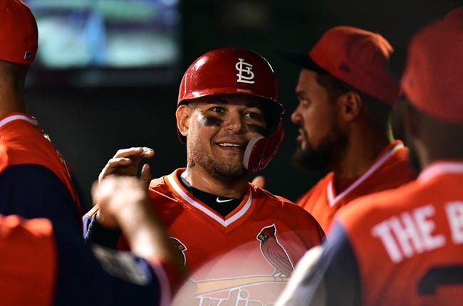 MLB | St. Louis Cardinals (72-57) at Colorado Rockies (70-58)