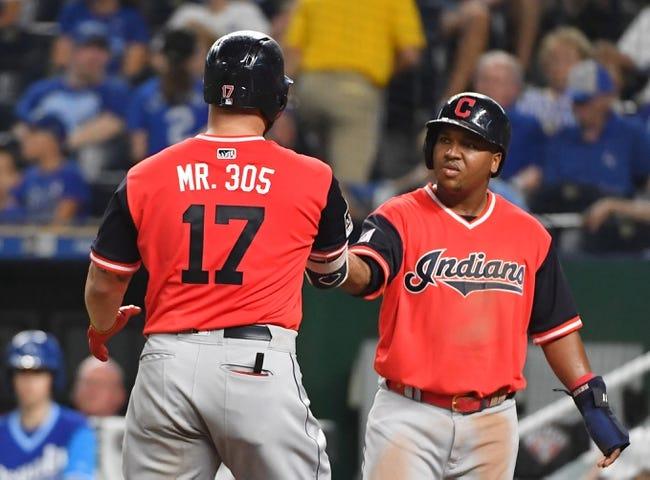 Kansas City Royals vs. Cleveland Indians - 8/26/18 MLB Pick, Odds, and Prediction