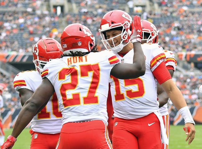 Kansas City Chiefs vs. Green Bay Packers - 8/30/18 NFL Pick, Odds, and Prediction