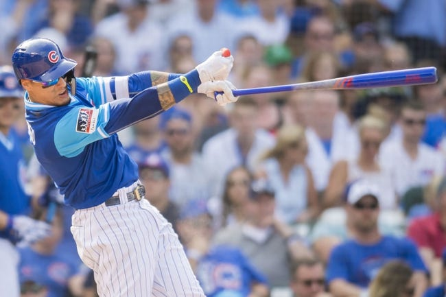 Chicago Cubs vs. Cincinnati Reds - 8/26/18 MLB Pick, Odds, and Prediction