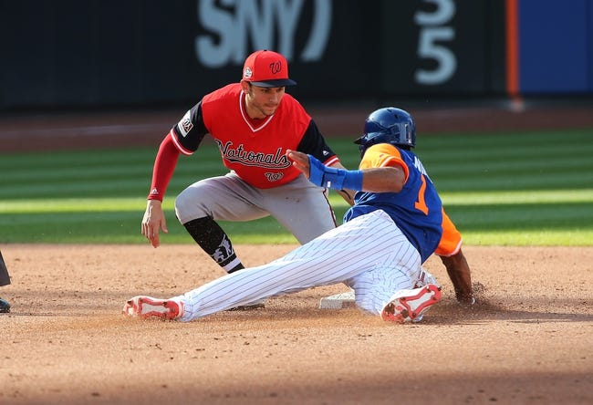 New York Mets against Washington Nationals - 26/26/18 MLB Pick, Odds, and Prediction