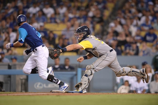 Los Angeles Dodgers vs. San Diego Padres - 8/26/18 MLB Pick, Odds, and Prediction