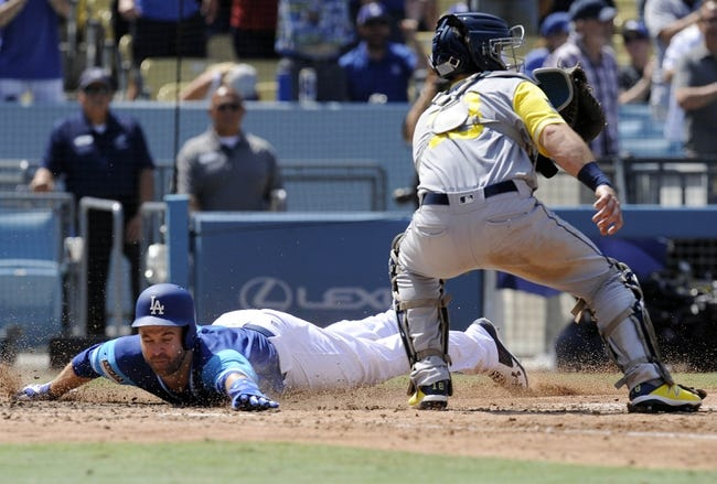 Los Angeles Dodgers vs. San Diego Padres - 9/21/18 MLB Pick, Odds, and Prediction