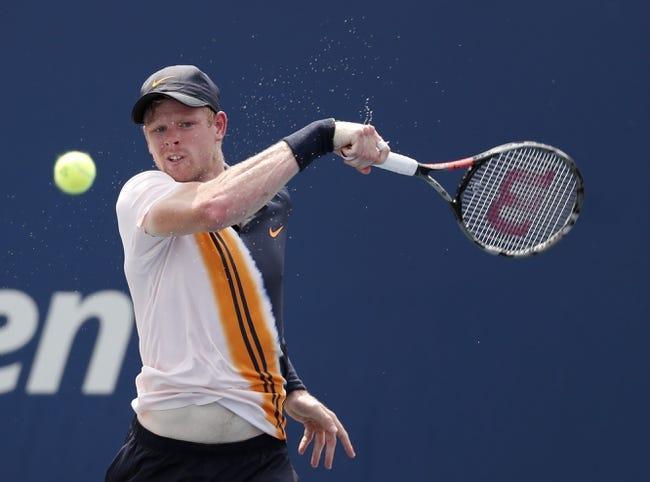 Tennis | Kyle Edmund vs. Gael Monfils