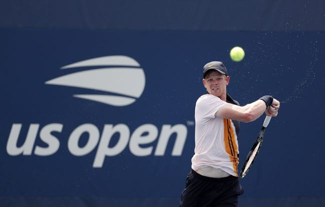 Kyle Edmund vs Nikoloz Basilashvili 2018 China Open Tennis Pick, Preview, Odds, Predictions