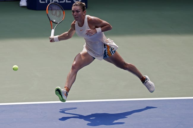 Tennis | Sofia Kenin vs Simona Halep