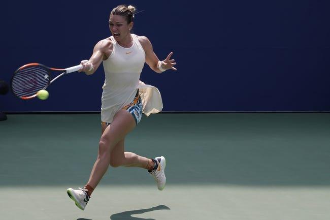 Tennis   Barbora Strýcová vs Simona Halep