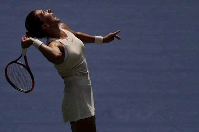 Tennis | Julia Goerges vs. Simona Halep
