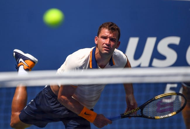 Grigor Dimitrov vs Frances Tiafoe 2018 Laver Cup Tennis Pick, Preview, Odds, Prediction