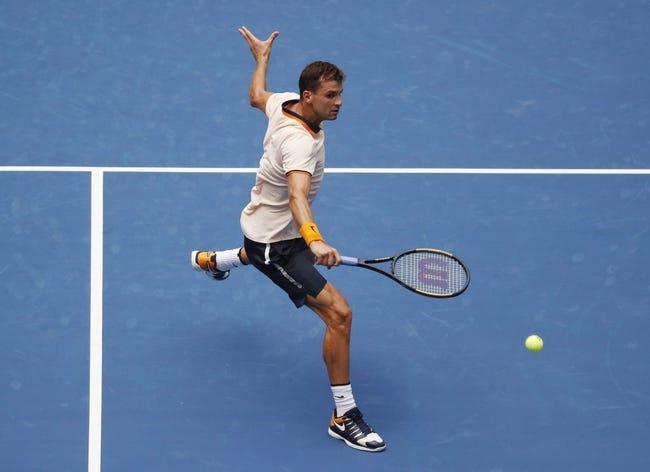 Tennis | Dušan Lajović vs Grigor Dimitrov