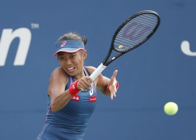 Tennis | Daria Gavrilova vs Zhang Shuai