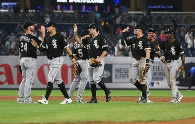 New York Yankees vs. Chicago White Sox - 8/28/18 MLB Pick, Odds, and Prediction