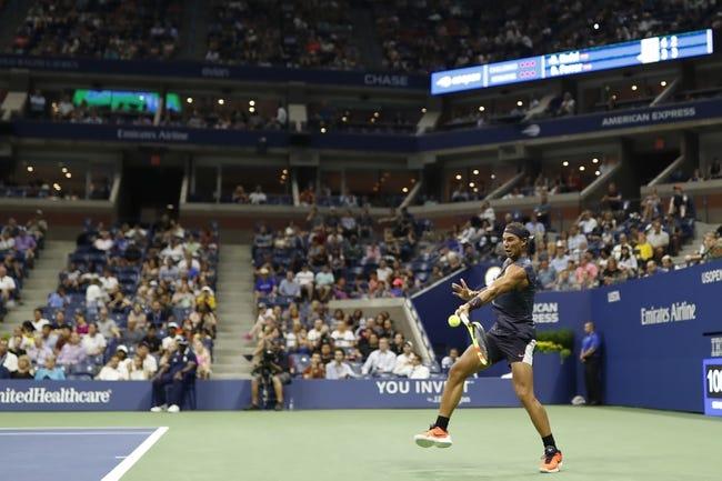 Tennis   Vasek Pospisil vs. Rafael Nadal