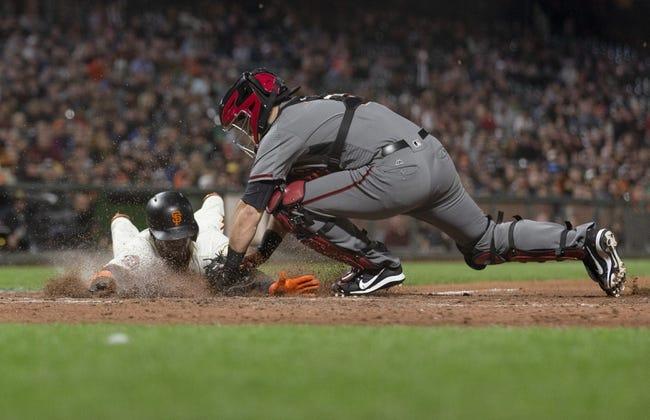 San Francisco Giants vs. Arizona Diamondbacks - 8/28/18 MLB Pick, Odds, and Prediction