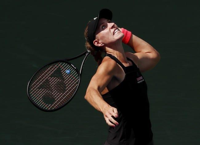Angelique Kerber vs Johanna Larsson 2018 US Open Tennis Pick, Preview, Odds, Prediction