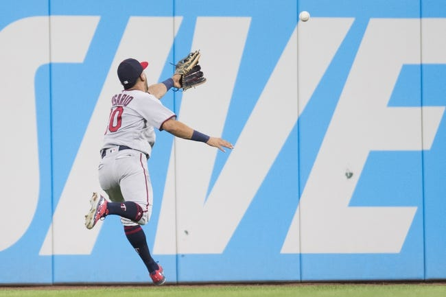 Cleveland Indians vs. Minnesota Twins - 8/29/18 MLB Pick, Odds, and Prediction
