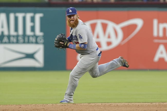 Texas Rangers vs. Los Angeles Dodgers - 8/29/18 MLB Pick, Odds, and Prediction
