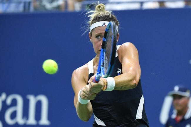 Pauline Parmentier vs. Varvara Lepchenko 2018 Coupe Banque Nationale Tennis Pick, Preview, Odds, Prediction