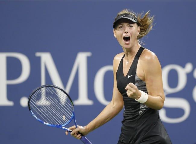 Maria Sharapova vs. Sorana Cirstea 2018 US Open Tennis Pick, Preview, Odds, Prediction
