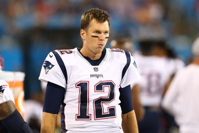 New England Patriots vs. Houston Texans - 9/9/18 NFL Pick, Odds, and Prediction