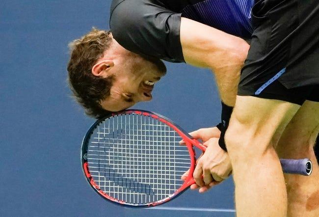 Andy Murray vs Zhang Zhizhen 2018 Shenzhen Open Tennis Pick, Preview, Odds, Prediction