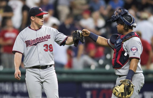 Cleveland Indians vs. Minnesota Twins - 8/30/18 MLB Pick, Odds, and Prediction