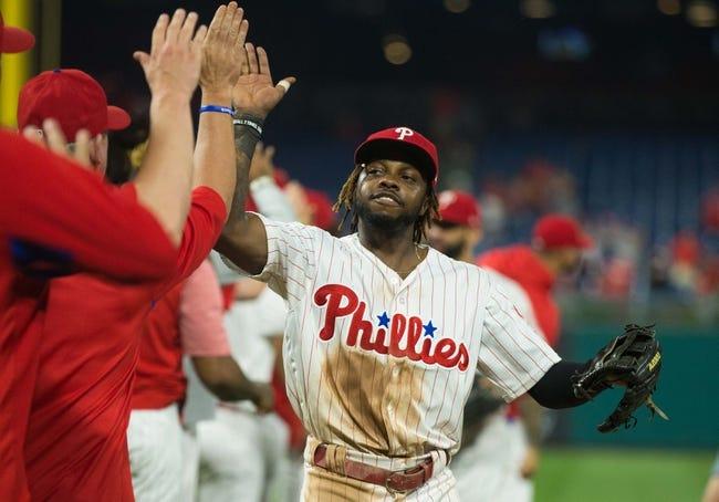 Philadelphia Phillies vs. Washington Nationals Game 1 - 9/11/18 MLB Pick, Odds, and Prediction