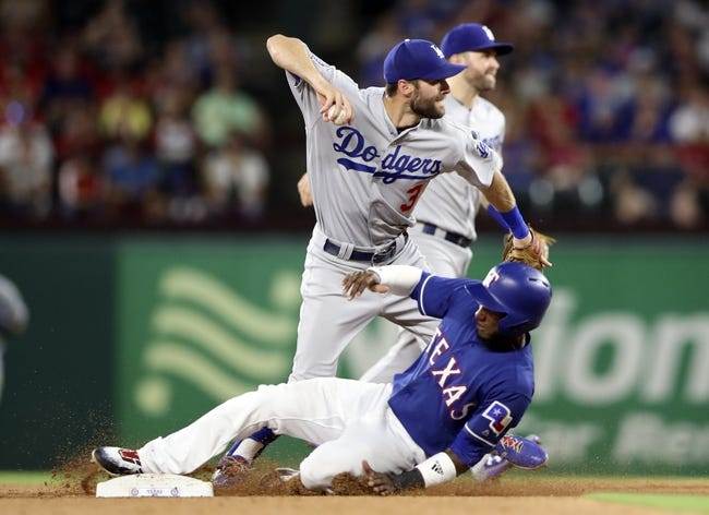MLB | Los Angeles Angels (66-71) at Texas Rangers (60-77)