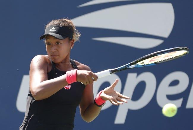 Aliaksandra Sasnovich vs Naomi Osaka 2018 US Open Tennis Pick, Preview, Odds, Prediction