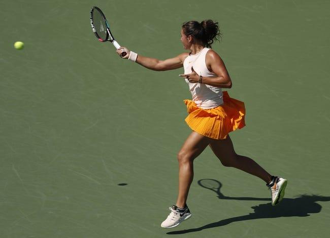 Tennis | Daria Kasatkina vs. Ons Jabeur