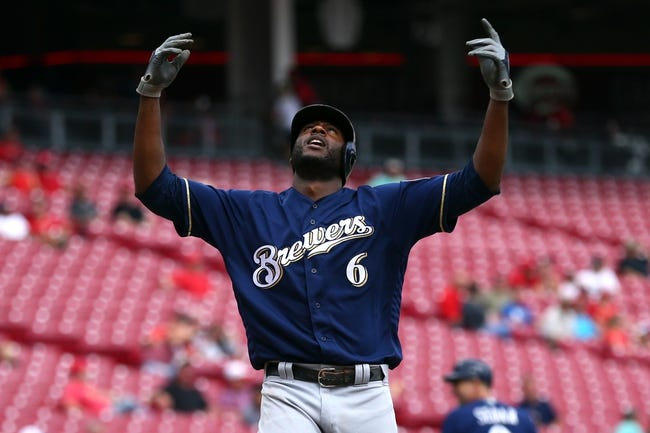 Milwaukee Brewers vs. Cincinnati Reds - 9/17/18 MLB Pick, Odds, and Prediction